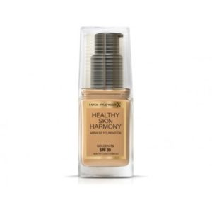 Max factor base healthy skin harmony nº 75 golden