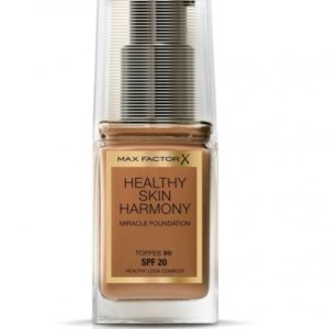 Max factor base healthy skin harmony nº 90 toffee