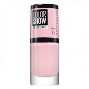 Maybelline color show nº 77 nebline
